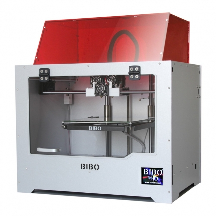 BIBO 2 Touch Laser Dual Extruders 3D Printer