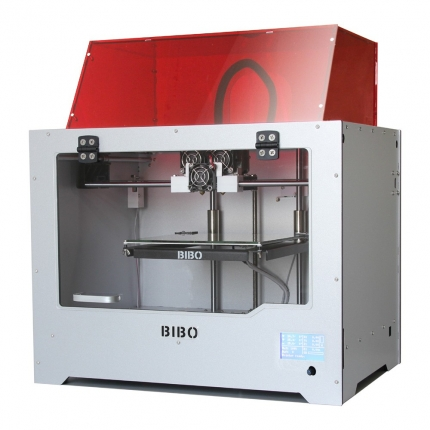 BIBO 2    Maker Laser Dual Extruders 3D Printer