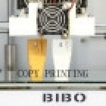 BIBO 2 Maker Dual Extruders 3D Printer