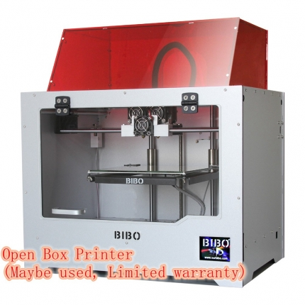 BIBO 2    Touch Laser (Photoed) 3D Printer